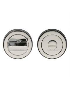 Turn & Release Set - Polished Nickel
