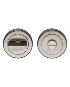 Turn & Release Set - Satin Nickel