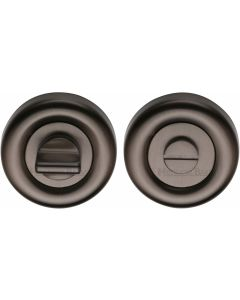 Round Turn & Release Cylinder Set - Matt Bronze