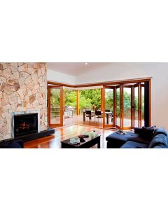Brio Weather Fold 4S - External Bi-Folding Doors