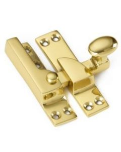 Straight Arm Sash Fastener- Narrow Style