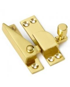 Lockable Straight Arm Sash Fastener- Narrow Style