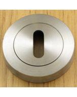 Standard Profile Escutcheon - Satin Stainless Steel