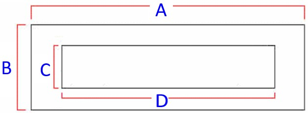 Letter-Tidy-Flap-Horizontal-Dimensions-Diagram