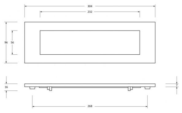 Period-Range-Letter-Plate-304mm-x-96mm-Diagram