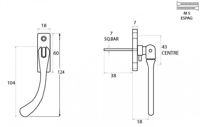 Slim-Pear-Drop-Espagnolette-Window-Fastener-Diagram
