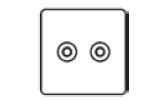TV / Satellite Socket Icon